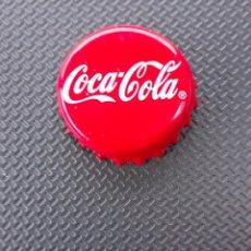 Coleccionismo de Coca-Cola y Pepsi: CHAPA CORONA COCA-COLA. FABRICANTE HB.. Lote 195311395