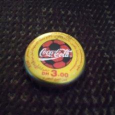 Coleccionismo de Coca-Cola y Pepsi: CHAPA TAPÓN CORONA COCA COLA. Lote 195423583