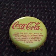 Coleccionismo de Coca-Cola y Pepsi: CHAPA TAPÓN CORONA COCA-COLA. Lote 195424100