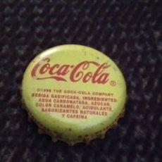 Coleccionismo de Coca-Cola y Pepsi: CHAPA TAPÓN CORONA. Lote 195424278
