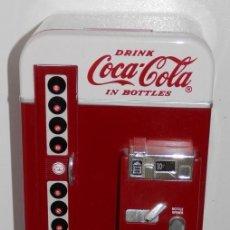 Coleccionismo de Coca-Cola y Pepsi: HUCHA COCA-COLA. Lote 195432153
