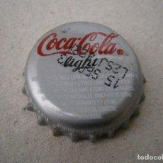 Coleccionismo de Coca-Cola y Pepsi: TAPÓN CORONA CHAPA COCA COLA. COSTA RICA. DESCATALOGADA.-----LOTE N. 2189------CARMANJO. Lote 195552882
