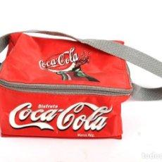 Coleccionismo de Coca-Cola y Pepsi: BOLSA NEVERA DE COCA COLA PARA 6 LATAS. Lote 196400345