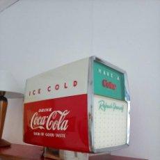 Coleccionismo de Coca-Cola y Pepsi: DISPENSADOR ORIGINAL*COCA- COLA* AÑO 1962 LEER DESCRIPCIÓN. Lote 196760702