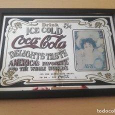 Coleccionismo de Coca-Cola y Pepsi: ESPEJO PUBLICIDAD COCA-COLA, AÑOS 80´. Lote 197662871