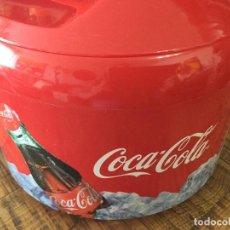 Coleccionismo de Coca-Cola y Pepsi: COCA COLA - CUBITERA HIELERA - EN SU CAJA ORIGINAL . Lote 198103078