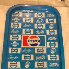 Coleccionismo de Coca-Cola y Pepsi: BONITA BANDEJA DE PEPSI COLA ANTIGUA. Lote 198161521