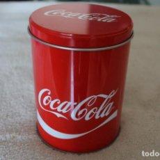 Coleccionismo de Coca-Cola y Pepsi: TARRO BOTE COCA COLA LATA. Lote 198560120