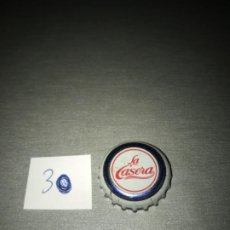 Coleccionismo de Coca-Cola y Pepsi: TAPON CORONA CHAPA BOTTLE CAP KRONKORKEN TAPPI CAPSULE LA CASERA. Lote 198648636