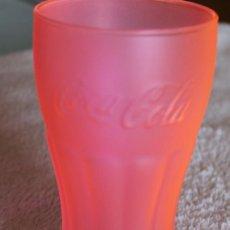 Coleccionismo de Coca-Cola y Pepsi: VASO COCA COLA ROSA. Lote 199285860