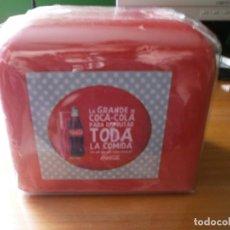Coleccionismo de Coca-Cola y Pepsi: SERVILLETERO COCA-COLA - NUEVO, A ESTRENAR.. Lote 199717050