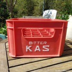 Coleccionismo de Coca-Cola y Pepsi: CAJA BITTER KAS. Lote 199800463