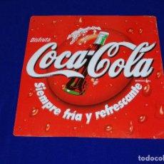 Coleccionismo de Coca-Cola y Pepsi: CARTEL COCA-COLA CHAPA. Lote 203837386