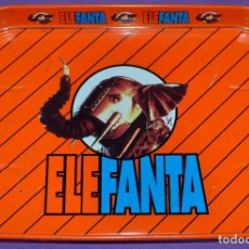 Coleccionismo de Coca-Cola y Pepsi: BANDEJA ELEFANTA. COCA-COLA. FANTA.. Lote 203856352