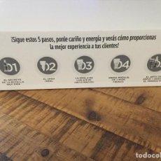 Coleccionismo de Coca-Cola y Pepsi: COCA COLA - CAJA X 24 VASOS. Lote 204344980