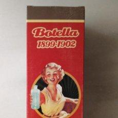 Collectionnisme de Coca-Cola et Pepsi: REPRODUCCIÓN BOTELLA COCACOLA 1899-1902 - NUEVA. Lote 214548877
