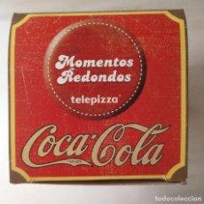 Collectionnisme de Coca-Cola et Pepsi: REPRODUCCIÓN BOTELLA COCACOLA 1899-1902 - NUEVA. Lote 205109150
