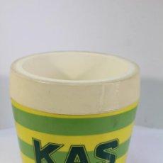 Coleccionismo de Coca-Cola y Pepsi: CUBITERA KAS. Lote 206468530