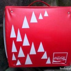 Coleccionismo de Coca-Cola y Pepsi: COCA-COLA - MALETÍN PÍCNIC - ORIGINAL - PARA CAMPING - BUEN LOTE PARA COLECCIONISTAS. Lote 206914771