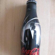 Colecionismo de Coca-Cola e Pepsi: BOTELLA COCA COLA ALUMINIO EDICION ESPECIAL. Lote 207159362