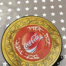Coleccionismo de Coca-Cola y Pepsi: PORTA CDS COCA COLA. Lote 207236567