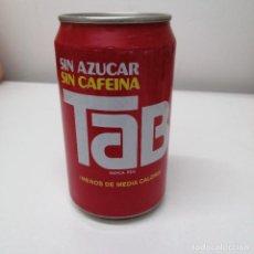 Colecionismo de Coca-Cola e Pepsi: LATA ANTIGUA COCA COLA TAB DE 33 CL AÑO 1990 ESPAÑA CAN. Lote 207345678