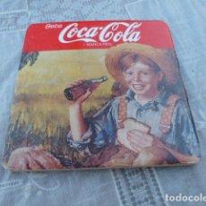 Coleccionismo de Coca-Cola y Pepsi: COCA-COLA PUBLICIDAD - POSA VASO.. Lote 208830076