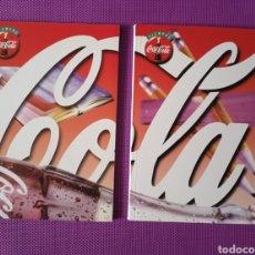 Coleccionismo de Coca-Cola y Pepsi: CUADERNOS COCA-COLA. Lote 210804722