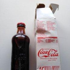 Coleccionismo de Coca-Cola y Pepsi: BOTELLA COCA COLA 125 ANIVERSARIO. Lote 211458386