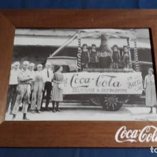 Coleccionismo de Coca-Cola y Pepsi: PUBLICIDAD COCA-COLA, 41 X 31 CM.. Lote 211458807