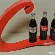 Coleccionismo de Coca-Cola y Pepsi: EXPOSITOR DE COCACOLA. Lote 211616664
