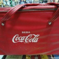 Coleccionismo de Coca-Cola y Pepsi: NEVERA COCA-COLA ANTIGUA. Lote 213005030