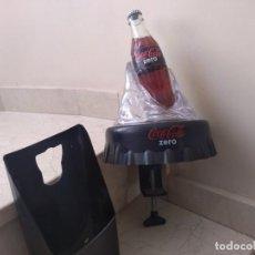 Coleccionismo de Coca-Cola y Pepsi: ANTIGUO ABRIDOR DE BARRA COCA COLA ZERO. Lote 213733395