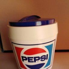 Coleccionismo de Coca-Cola y Pepsi: CUBITERA PEPSI ANTIGUA. Lote 213864943