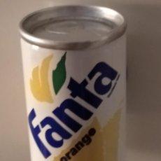 Coleccionismo de Coca-Cola y Pepsi: FANTA IMAN, LATA EN MINIATURA QUE CONTIENE LIQUIDO EN INTERIOR. MIDE 5 CM. X 2,6 CM. VER FOTOS. Lote 214205216