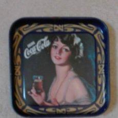 Coleccionismo de Coca-Cola y Pepsi: POSAVASOS DE COCA COLA ANTIGUO. Lote 214709212