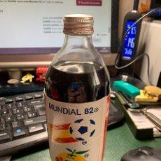 Coleccionismo de Coca-Cola y Pepsi: BOTELLA COCA COLA 50CL MUNDIAL 82. -CRISTAL -. Lote 214999113
