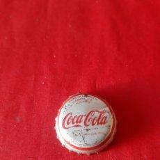 Coleccionismo de Coca-Cola y Pepsi: ANTIGUA CHAPA? CORONA CORCHO? COCA-COLA COLEBEGA ALICANTE. Lote 215462013