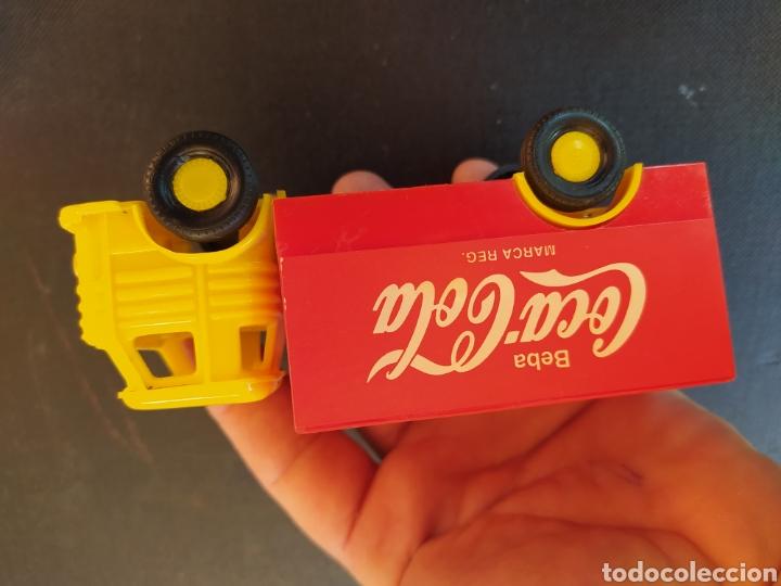 Coleccionismo de Coca-Cola y Pepsi: PEGASO COCA COLA PUBLICIDAD. Serie limitada 1000 unidades - Foto 5 - 215504740