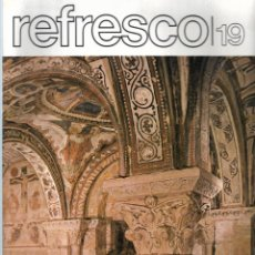 Coleccionismo de Coca-Cola y Pepsi: REVISTA REFRESCO DE COCA-COLA ESPAÑA NÚM. 19, AÑOS 70. VER SUMARIO.. Lote 215821447