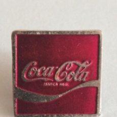 Coleccionismo de Coca-Cola y Pepsi: COCA-COLA, PIN DE PINCHO.. Lote 215950946