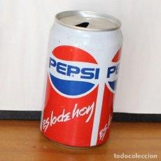 Coleccionismo de Coca-Cola y Pepsi: LATA PEPSI ES LO DE HOY. 33CL. CAN BOTE COLA. Lote 216744982