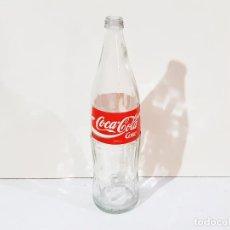 Coleccionismo de Coca-Cola y Pepsi: BOTELLA DE CRISTAL DE COCA COLA DE 1 LITRO - CADUCA EN EL AÑO 1992. Lote 217271138