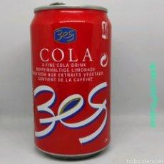 Coleccionismo de Coca-Cola y Pepsi: LATA BES COLA. Lote 218816933