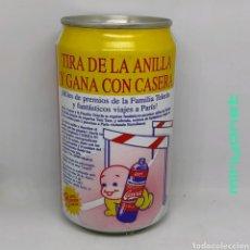 Coleccionismo de Coca-Cola y Pepsi: LATA CASERA COLA SIN CAFEÍNA - FAMÍLIA TELERIN - 1993. Lote 218823085