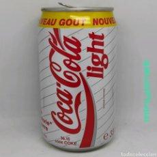 Coleccionismo de Coca-Cola y Pepsi: LATA COCA-COLA LIGHT 1993. Lote 218831910