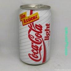 Coleccionismo de Coca-Cola y Pepsi: LATA COCA-COLA LIGHT 1994. Lote 218840756