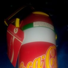 Coleccionismo de Coca-Cola y Pepsi: BOTELLA COCA-COLA VINTAGE, CON ETIQUETA, DE COLECCION. Lote 219274502