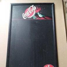 Coleccionismo de Coca-Cola y Pepsi: PIZARRA COCA COLA COCACOLA LEER VER ENVIO. Lote 220572400