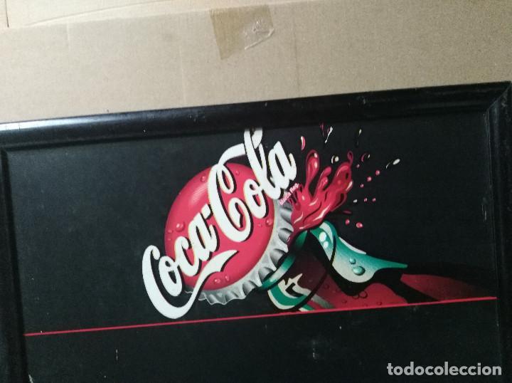 Coleccionismo de Coca-Cola y Pepsi: pizarra coca cola cocacola leer ver envio - Foto 2 - 220572400